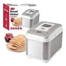 Quest Benross 12 Program Bread Maker Machine 13 Hour Timer 610 W