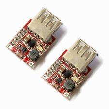 2x 3V to 5V 1A USB Charger For MP3MP4 Phone DC-DC Converter Step Up Boost Module