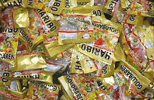 100 St.Goldbären Minibeutel HARIBO Wurfmaterial Karneval  Fasching    Kamelle
