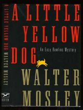 Mosley, Walter: A Little Yellow Dog HB/DJ 1st (1996)