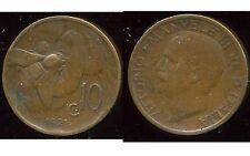 ITALIE  ITALY  10 centesimi 1921   ( bis )