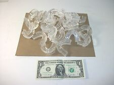 Clear MouthPiece Gum Shield - Teeth Guard Large lot of 24! - Protective Gear