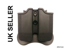 IMI Style Double Polymer Mag Holster Taurus 24/7, PT845, PT840, Beretta Px4 UK