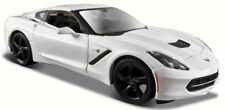 Maisto 1/24 Scale Diecast Metal 2014 Corvette Stingray Coupe