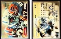 Ken Dilger Signed 1996 SkyBox Impact #60 Card Indianapolis Colts Auto Autograph