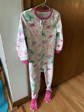 Carters Toddler Boys Dinosaur Cotton Footed Pajama Sleeper