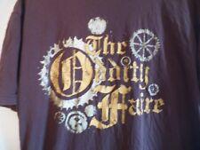 PRIMUS 2010 The Oddity Faire Tour Metal Rock Punk Band Concert T-Shirt rare