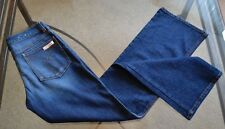 CALVIN KLEIN Jeans Navy Blue Stonewash Straight Leg Jeans Women's Sz. W28 - L32