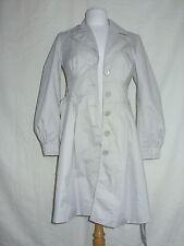 H&M Cotton Button Casual Coats & Jackets for Women
