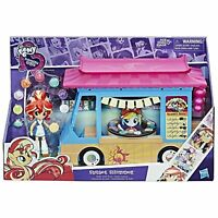 My Little Pony Sunset Shimmer Rollin' Sushi Truck Hasbro Age 5+ Equestria Girls