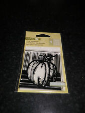 "Studio 112 ""Pumpkin Halloween  Clear  Stamp"