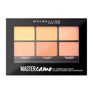 Maybelline Master Camo Kit Correcting Concealer Palette - 02 Medium