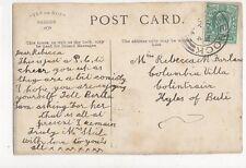 Miss Rebecca McFarlane Columbia Villa Colintraive Kyles of Bute 1904 258a
