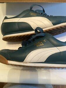 Very Nice Lightly Worn Men Size 8 Puma Rona Shoes