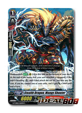 Cardfight Vanguard  x 4 Stealth Dragon, Mangy Shooter - G-TCB02/049EN - C Mint