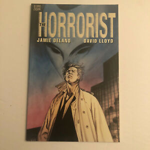 The Horrorist 1 Graphic Novel TPB 1995 John Constantine Vertigo DC Hellblazer