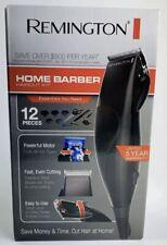 Remington 12 pc Home Barber Haircut Hair Cutting Clippers Kit Fast Shipping
