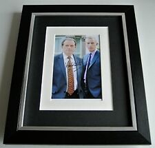 Kevin Whately SIGNED 10x8 FRAMED Photo Autograph Display Inspector Lewis TV COA