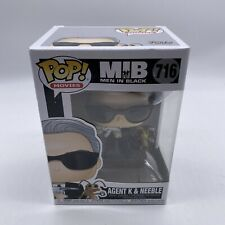 Funko Pop Movies: Men in Black - Agent K & Neeble Vinyl Figure #716 Brand New