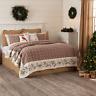 FARMHOUSE CHRISTMAS BEDDING - Hollis QUEEN QUILT Set - You Choose! VHC Brands