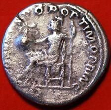 117-138 Dinar Hadriani Rome Ancient Roman coin