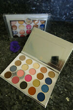 bh cosmetics fairy lights 20 color shadow palette new in box full size