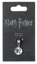 Official HARRY POTTER CHARMS Silver Plated Slider Charm Jewelry Jewellery
