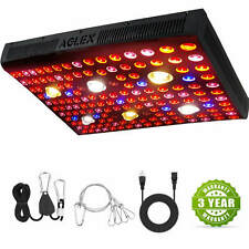 AGLEX COB 3000W LED Grow Light -Upgraded Spectrum High Yielding Plant Grow Lamp