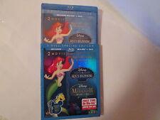 The Little Mermaid II: The Little Mermaid:Ariel's Begining (BLuray/DVD) OOP/OOS.
