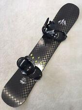 New listing Jones Carbon Flagship 162W Snowboard Expert with Rare Burton C60 Carbon Bindings