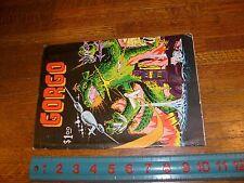 Gorgo, 1961 Spanish Comic classic steve ditko cover