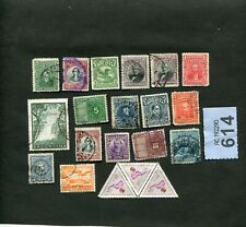Set  stamps of   Central and South America