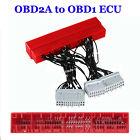 Obd2a To Obd1 Ecu Conversion Harness Jumper Adapter For Honda Acura Civic Accord