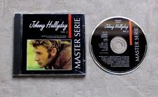 "CD AUDIO MUSIQUE / JOHNNY HALLYDAY ""MASTER SÉRIE VOL. 2"" 16T CD COMPILATION 1991"