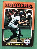 1975 Topps Mini #115 Joe Ferguson NM-MT OR BETTER