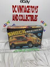 Vintage MPC 1/20 SEALED Shock Treatment Off-Road custom van ESTATE SALE LOOK