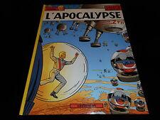 Martin / Chaillet : Lefranc : L'apocalypse EO Casterman 1987