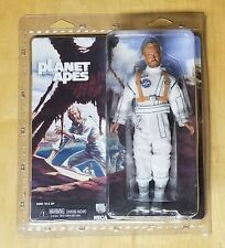 """GEORGE TAYLOR - NECA Planet of the Apes - Mego Style 8"""" Figure - New (2014)"""