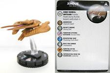 Heroclix - #025 Xindus - Star Trek Tactics IV