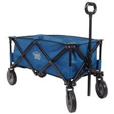 Timber Ridge Portable Collapsible Folding Garden Utility Wagon Cart Shopping NEW
