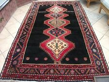 THICK WOOL SOFT COLOURFUL GOOD QUALITY RUG 5ft x 8ft.. NOW MUCH REDUCED
