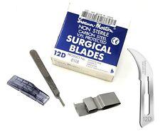 Swann Morton Scalpel Handle 3100 Surgical Blades 12d Blade Remover