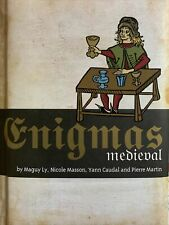 Puzzles: Enigmas Medieval - Logical Puzzle Book (hardcover)