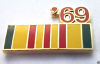 *** VIETNAM RIBBON 69 *** Military Veteran Hat Pin 14797 HO