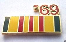 *** VIETNAM RIBBON 69 *** Military Veteran Hat Pin 14797 HO