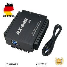 RX-888 MKII SDR Radio Receiver Ham Radio Receiver LTC2208 16Bit ADC R828D DE