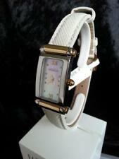 Michel Herbelin Women's Watch 1048-bt28 Analog Leather White