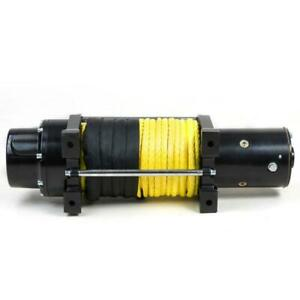 12V Electric Recovery Winch - 12000LBS