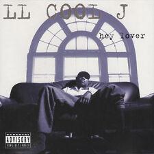LL Cool J Maxi CD Hey Lover - USA (EX/M)