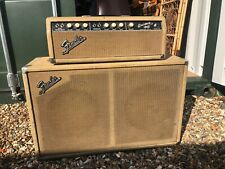 1964 Fender Bassman 6G6B ORIGINAL Export version 240 Volts 6G6-B